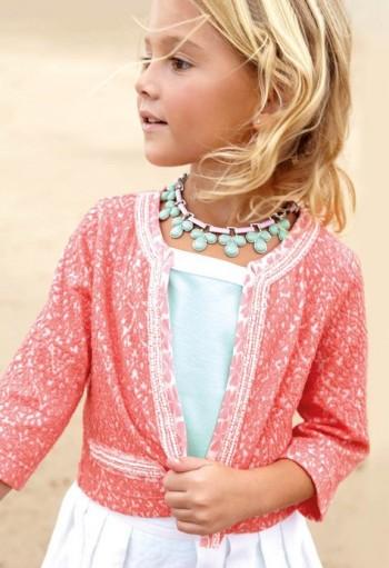 Burda Style | Short Spring Jacket 04/2015 #137