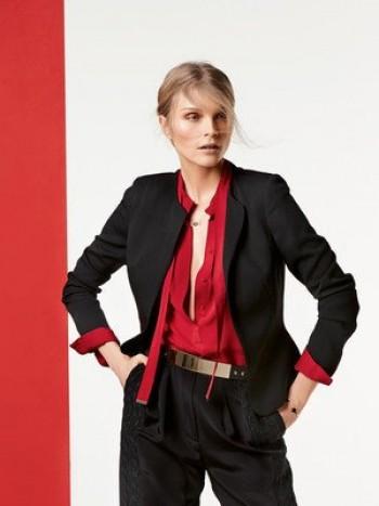 Burda Style | Peplum Jacket (Petite-Size) 05/2015 #122