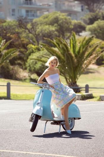 Burda Style | A-Line Skirt 06/2015 #103A