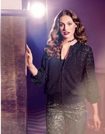 Burda Style | Lace Jacket 06/2015 #101