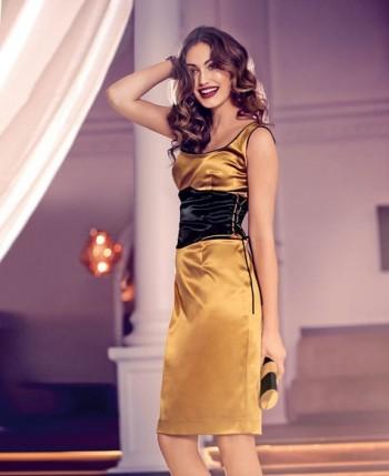 Burda Style | Corset Dress 06/2015 #113