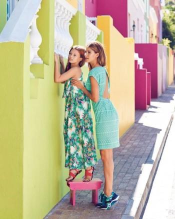 Burda Style | Cutout Back Dress 06/2015 #123