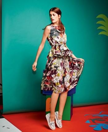 Burda Style | Peplum Blouse 07/2015 #114A