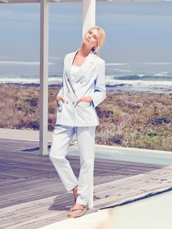Burda Style | Double Breasted Blazer 07/2015 #125