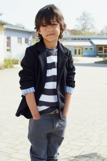 Burda Style | Boys Blazer 08/2010 #146