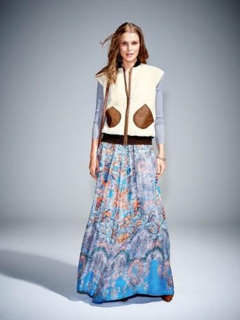 Burda Style | Blouson Vest 10/2015#120