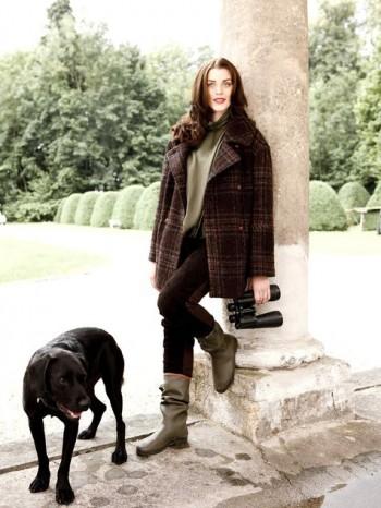 Burda Style | Pea Coat (Plus Size) 11/2010#139