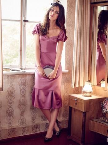 Burda Style | Sweetheart Dress 11/2015#101A
