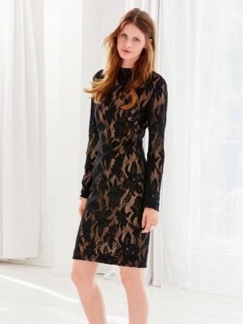 Burda Style | Long Sleeve Dress 11/2015#113