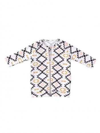 Burda Style | Kid's Zipper Jacket 11/2015#131