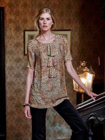 Burda Style | V-Neck Shirt Dress 12/2015#121B