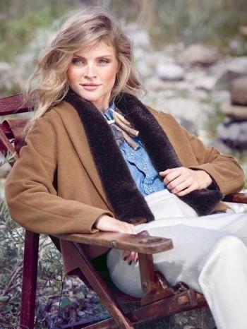 Burda Style | Fur-Lined Parka 01/2016#124