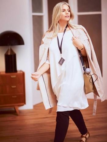 Burda Style | Layered Tunic (Plus Size) 02/2016#133