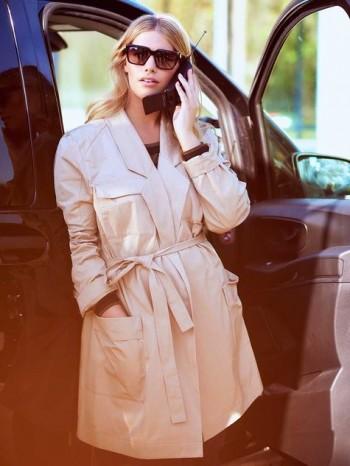 Burda Style | Lapel Vest (Plus Size) 02/2016#126