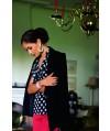 Burda Style | 4/2010 Flounce-detail blouse 4/2010  #105