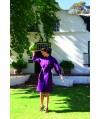Burda Style | Blouson Sleeve Taffeta Coat 4/2010 #124