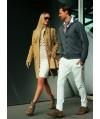 Burda Style | Standing Collar Coat 08/2010#111