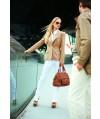 Burda Style | Trousers with Petersham Ribbon 08/2010 #108B