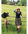 Burda Style | Double-Breasted Waistcoat (Petite-Size)10/2010  #125B