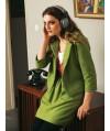 Burda Style | Cropped Wool Jacket 10/2010 #113