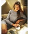 Burda Style   Long Knit Top 01/2011 #123 AB