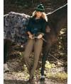 Burda Style | Trouser with ankle zipper 01/2011 #115B