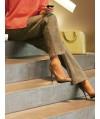 Burda Style | 02/2011 Leather trousers #124
