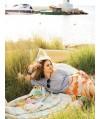 Burda Style | 3/2011 Oversize Jersey Top #127