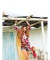 Burda Style   Tunic Dress 3/2011 #130