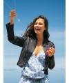 Burda Style | Cropped Jacket with Lapel Embellishments 5/2011 #113