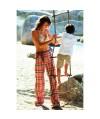 Burda Style   Flared Trousers 06/2011#110A