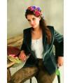 Burda Style | Velvet Jacket (Plus-Size) 09/2011 #142