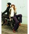 Burda Style | Fur Waistcoat 10/2011 #130