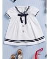 Burda Style | Sailor Dress 07/2012 #146