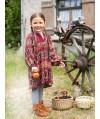 Burda Style | Girl's Peasant Dress 10/2012 #151