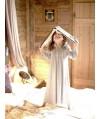 Burda Style | Girl's Long Nightgown 12/2010 #131B