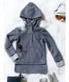 Burda Style | Children's Hooded Sweater 11/2011 #141