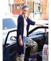 Burda Style | Oversized Cardigan 07/2013 #109A