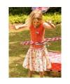 Burda Style | Girl's Ribbon Trimmed Skirt 07/2013 #140