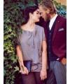Burda Style | Tie Blouse (plus-size) 08/2013 #140