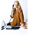 Burda Style | Scarf Blouse (plus-size) 08/2012 #147