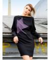 Burda Style | Star Dolman Dress 09/2013 #107