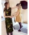 Burda Style | Scoop-sleeve Dress 09/2013 #109A