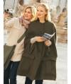 Burda Style | Cape with Pockets 08/2011 #113