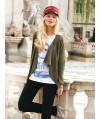Burda Style | Wrap Cardigan 08/2011 #117A