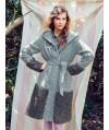 Burda Style | Hooded Coat 10/2013 #125