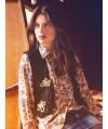 Burda Style   Folk Waistcoat 10/2013 #132