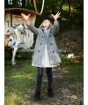 Burda Style | Houndstooth Coat 11/2013 #136