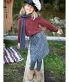 Burda Style   Flannel Skirt 11/2013 #142