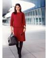 Burda Style | Straight Skirt (Plus Size) 12/2013 #136B
